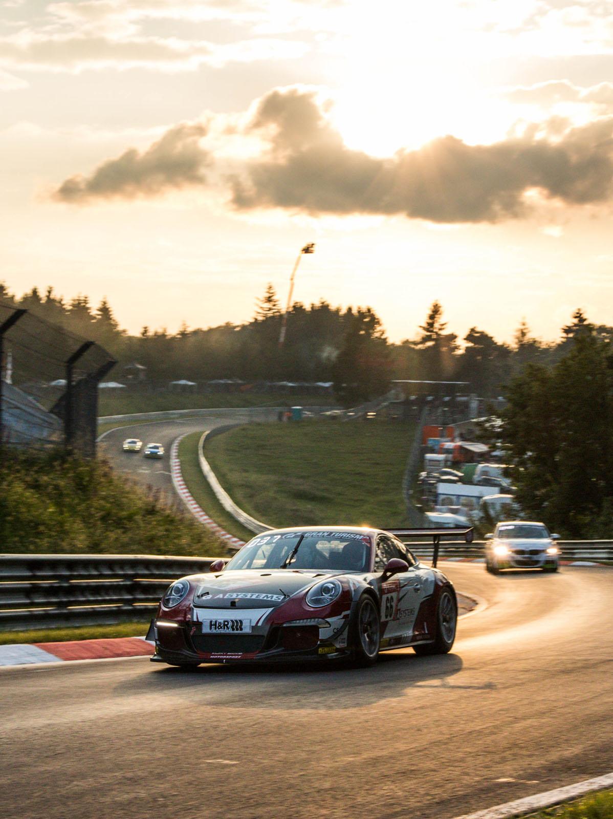 Experiencia 24H Nurburgring
