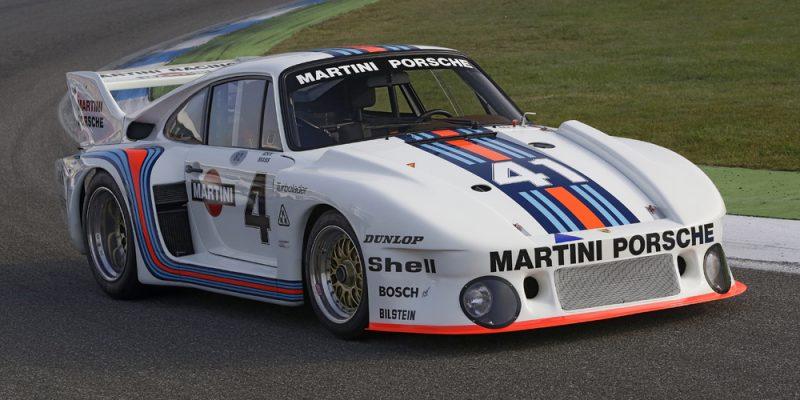 Historia Porsche 935